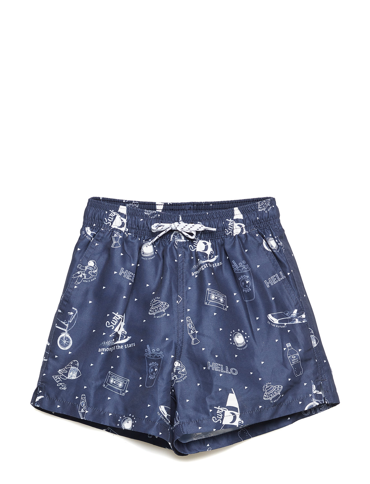 Soft Gallery Dandy Swim Pants - DRESS BLUES, AOP STARSURFER SWIM