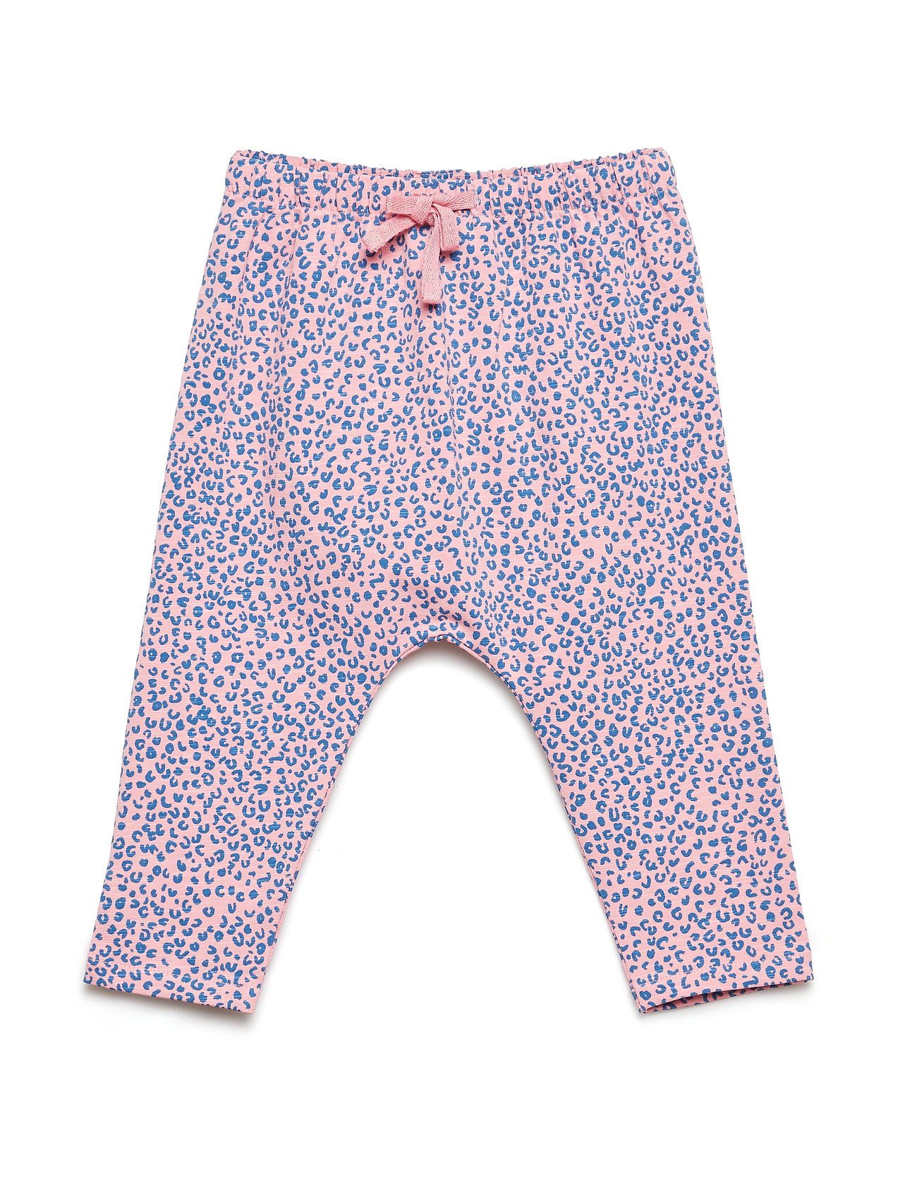 Soft Gallery Hailey Pants - PINK ICING, AOP LEOSPOT