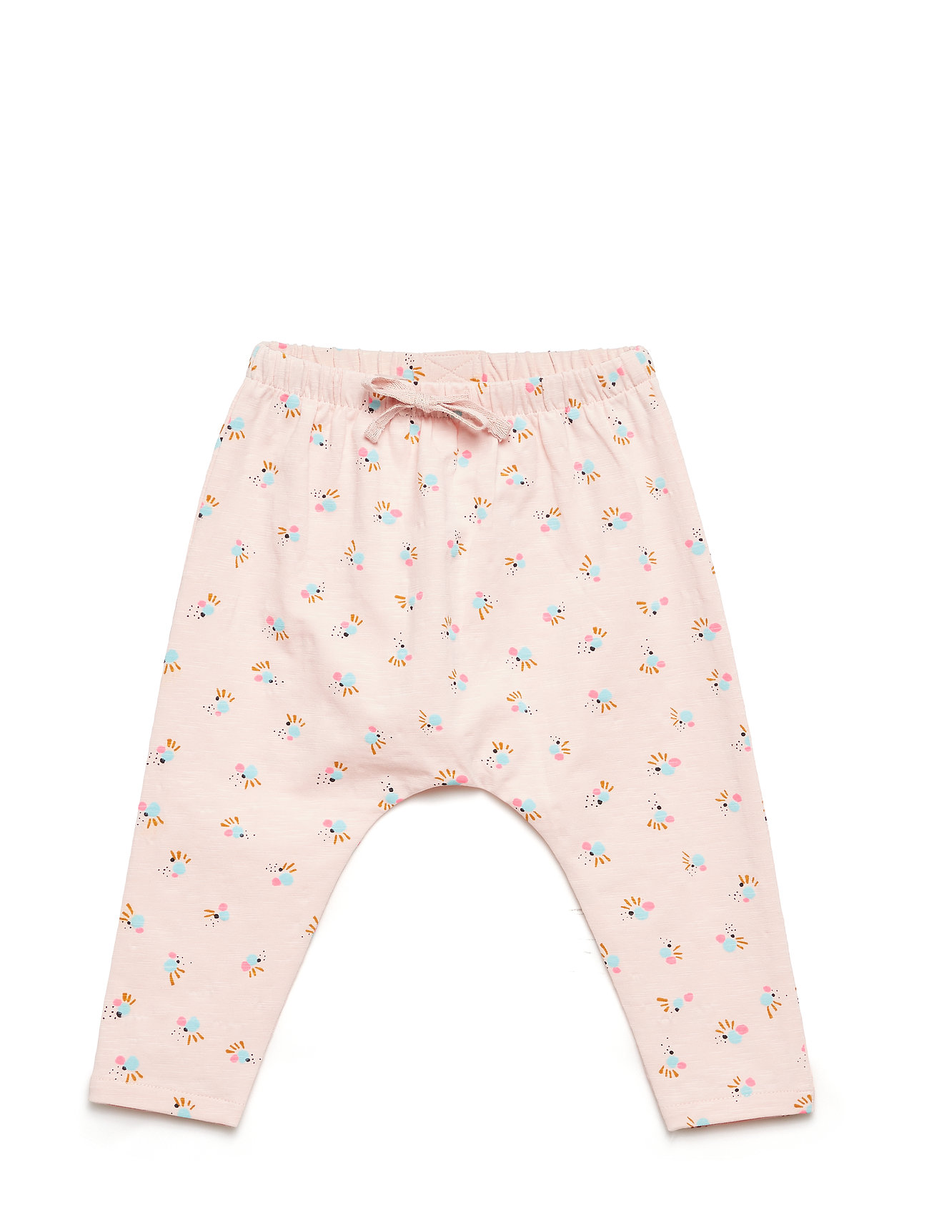 Soft Gallery Hailey Pants - CHINTZ ROSE, AOP COCKATOO