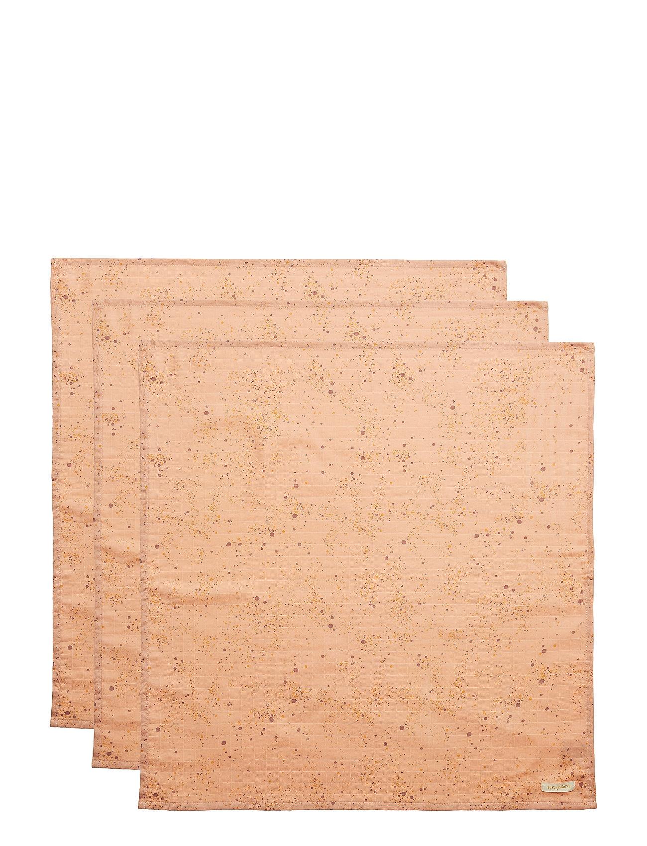 Soft Gallery Muslin - PEACH PERFECT, AOP MINI SPLASH ROSE