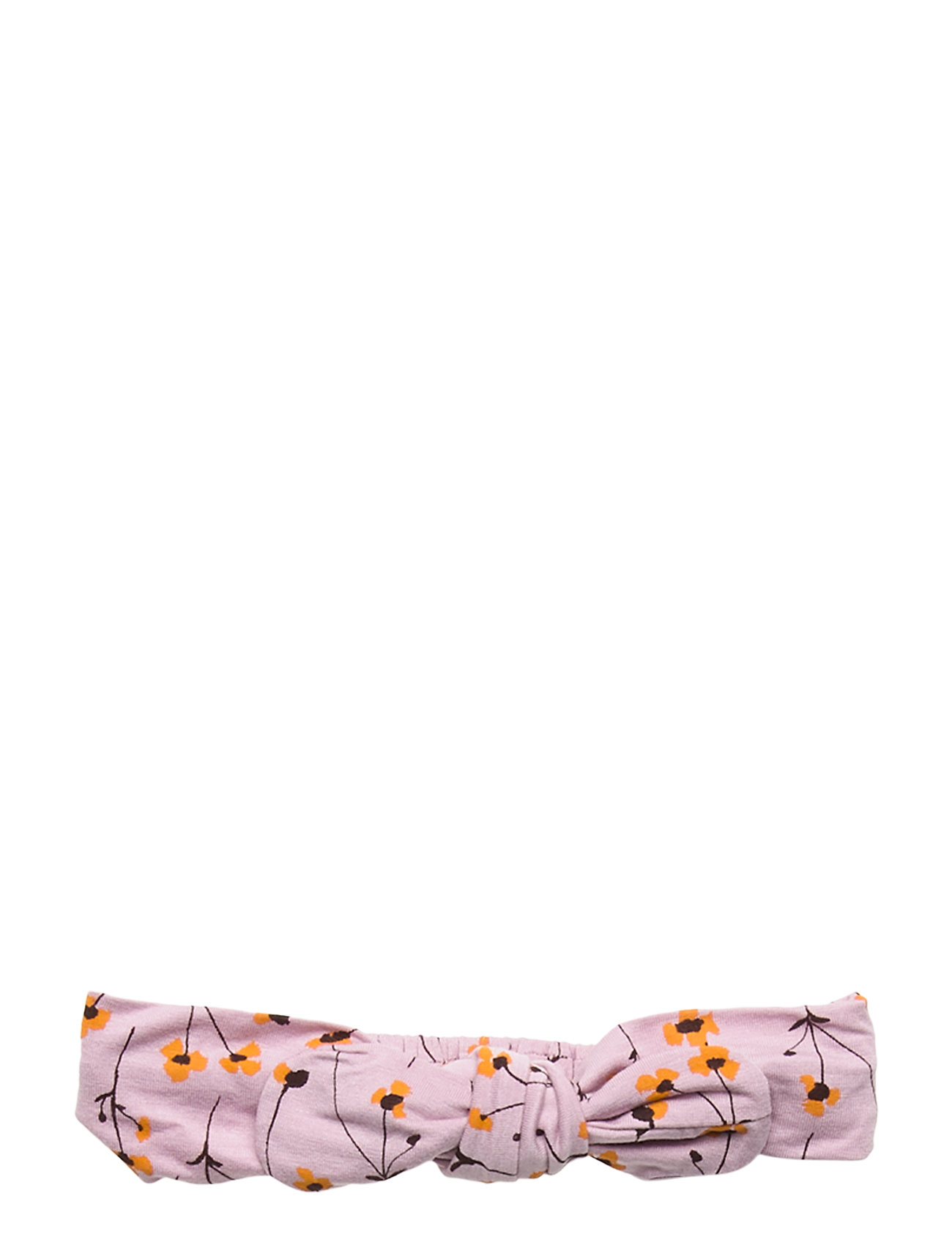 Soft Gallery Bow Hairband - DAWN PINK, AOP BUTTERCUP S
