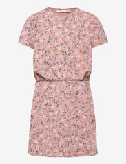 Soft Gallery - Hillaria Dress - kleider - woodrose, aop flowerberry - 0