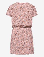 Soft Gallery - Hillaria Dress - kleider - woodrose, aop flowerberry - 1