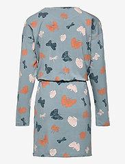 Soft Gallery - Vigdis Dress - kleider - arona, aop fluttery - 1