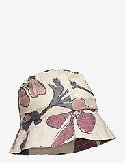 Soft Gallery - Camden Hat - huer & kasketter - powder puff, aop floral - 0