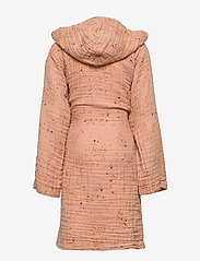 Soft Gallery - Robe - bathrobes - peach perfect, aop mini splash rose - 1