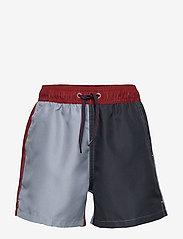 Soft Gallery - Dandy Swim Pants - badehosen - block swim boy ss20 - 0