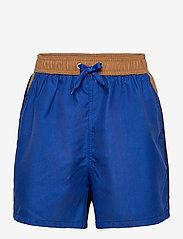 Soft Gallery - Dandy Swim Pants - badehosen - palace blue - 0