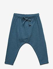 Soft Gallery - Hailey Pants - basics - orion blue, soft owl - 0