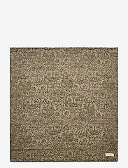 Soft Gallery - Muslin - ręczniki i szmatki - vetiver, aop owl vetiver - 2