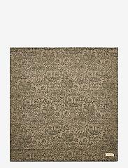 Soft Gallery - Muslin - ręczniki i szmatki - vetiver, aop owl vetiver - 4