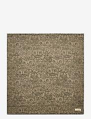 Soft Gallery - Muslin - ręczniki i szmatki - vetiver, aop owl vetiver - 3