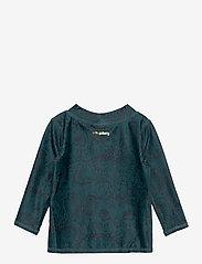 Soft Gallery - Baby Astin Sun Shirt - koszulki - orion blue, aop owl - 1