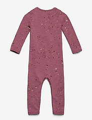 Soft Gallery - Ben Bodysuit Mini Splash - langärmelig - renaissance rose - 1