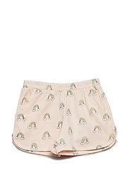 Paris Shorts - PALE DOGWOOD, AOP LUCKY