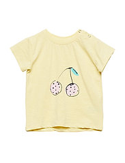 Nelly T-shirt - FRENCH VANILLA, CHERISH
