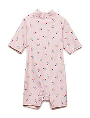 Rey Sunsuit - CHINTZ ROSE, AOP COCKATOO SWIM