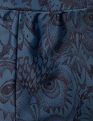 Soft Gallery - Don Swim Trunk - badehosen - orion blue, aop owl - 2