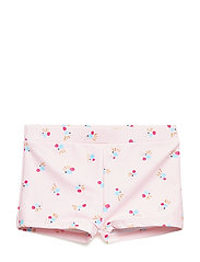 Pamela Swim Trunk - CHINTZ ROSE, AOP COCKATOO SWIM