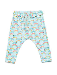 Soft Gallery Cami Pants - BLUE TINT, AOP RAINBOW