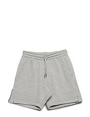 Alisdair Shorts - GREY MELANGE