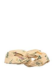 Wrap Hairband - WINTER WHEAT, AOP HEALING HERBS