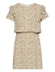 Suzy Dress - DEW, AOP FLORAL S