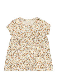 Honey Dress - DEW, AOP FLORAL S