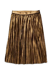 Mandy Skirt - BLACK GOLD