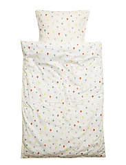 Bed Linen Baby - PRISTINE, AOP FRUITY