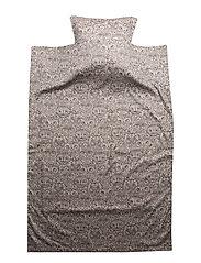 Bed Linen Junior - DRIZZLE, AOP OWL