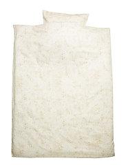 Bed Linen Junior - FLUFFY SKY, AOP MINI SPLASH CREAM