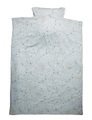 Bed Linen Adult - OCEAN GREY, AOP MINI SPLASH BLUE