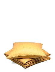Bed Linen Adult - FALL LEAF, AOP MINI SPLASH YELLOW