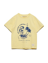 Asger T-shirt - FRENCH VANILLA, RIDE