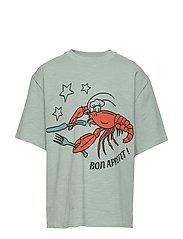 Asger T-shirt - JADEITE, BON APPETIT