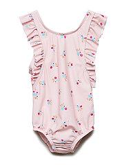 Baby Ana Swimsuit - CHINTZ ROSE, AOP COCKATOO SWIM