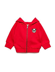 Buster Jacket - MARS RED, PANDA EMB.