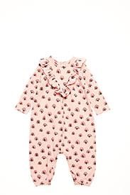 Basia Jumpsuit - ROSE CLOUD, AOP TAHI