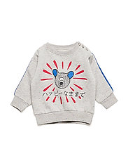 Buzz Sweatshirt - RAINBOW NEPPY, HAPPYBEAR