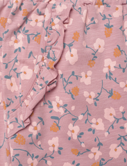 Soft Gallery - Lucy Pants - trousers - woodrose, aop flowerberry - 2