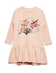 Autum Dress - ROSE CLOUD, SENSU EMB.