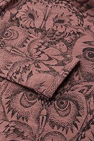 Soft Gallery - SGBen Bodysuit - NOOS - langärmelig - burlwood, aop owl - 3