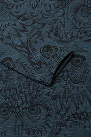 Soft Gallery - SGBen Bodysuit - NOOS - langärmelig - orion blue, aop owl - 3