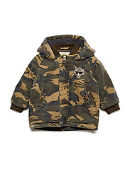 Basil Jacket - ARMY, STAY COOL P