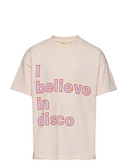 Dharma T-shirt - PALE DOGWOOD, DISCO