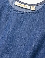 Soft Gallery - Darla Dress - kleider - denim blue - 2