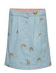 Deedee Skirt - CLOUD BLUE, AOP LUCKY SIMPLE