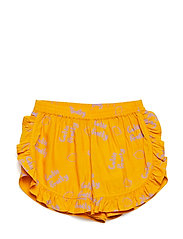 Dusty Shorts - SUNFLOWER, AOP LEMON