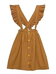 Dixie Skirt - BONE BROWN